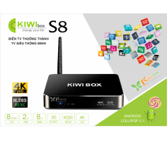 ANDROID TIVI BOX KIWI S8