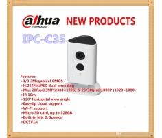 CAMERA DAHUA WIFI IPC-C35P 3MP