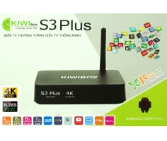 ANDROID TIVI BOX KIWI S3 PLUS